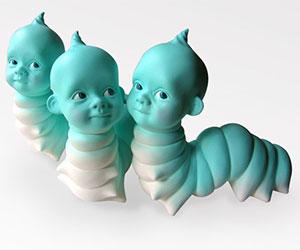 wormbabies