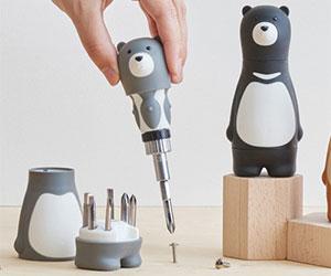 papa bear screwdrivers