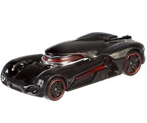 Kylo Ren's Hot Wheels Car