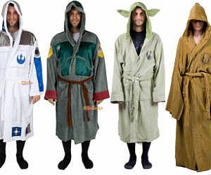 star wars bathrobe