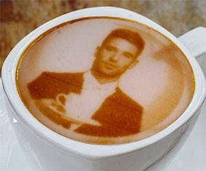 Latte Art Maker