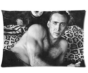 Nicolas Cage Pillowcase