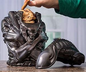 Xenomorph Cookie Jar