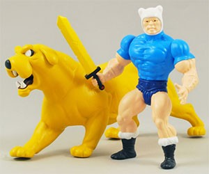He-Finn The Human Action Figure