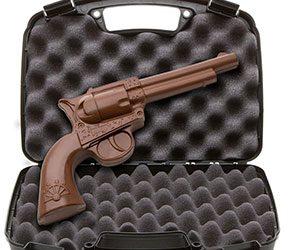 Chocolate Revolver